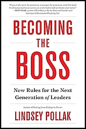 Becoming the Boss cover image