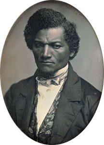 Frederick Douglass by Samuel J. Miller, 1847-52