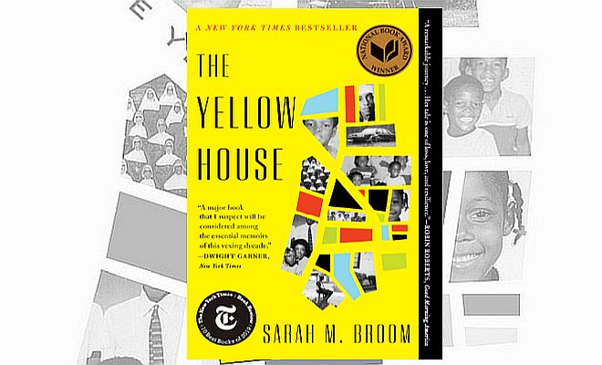 image of Yellow House cover